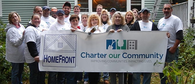 Charter Our Community team