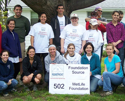 Foundation Source Volunteers