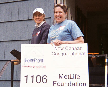 New Canaan Congregational Volunteers