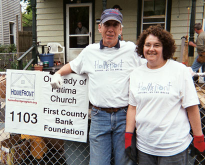 Our Lady of Fatima Wilton Volunteers