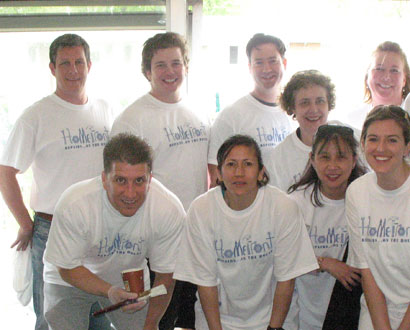 GE Real Estate Volunteers