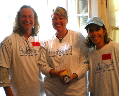 St Paul's Episcopal Fairfield Volunteers — Photo by Don Sheetz