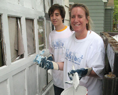 St. Francis of Assisi Weston Volunteers