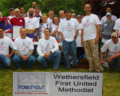 Wethersfield United Methodist Volunteers