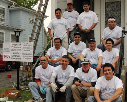 St. Rose of Lima Volunteers